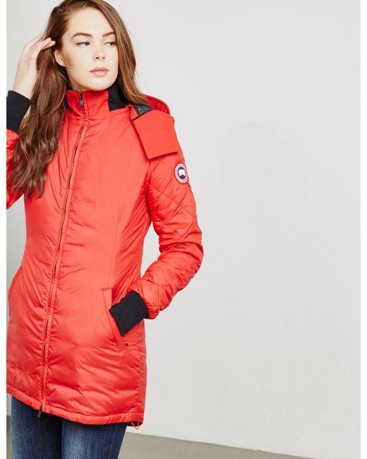 canada goose stellarton padded jacket