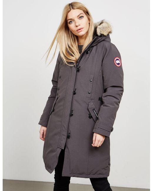canada goose jacket kensington