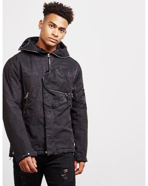 C P Company - Mens Explorer Jacket - Online Exclusive Black for Men - Lyst