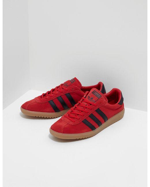 Lyst Adidas Originali Uomo Bermuda Rosso A Rosso Per Salvare Il 2% Uomini