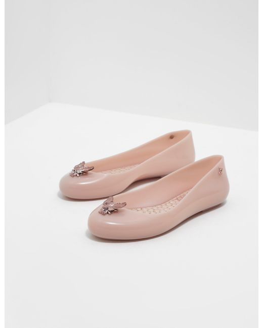 Melissa - Womens X Vivienne Westwood Space Love Bee Pump Pink - Lyst