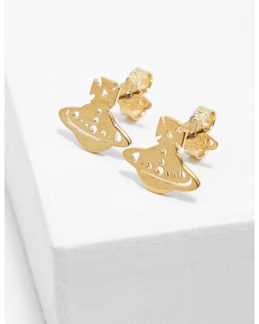 Vivienne Westwood - Metallic Womens Yeni Earrings Gold - Lyst