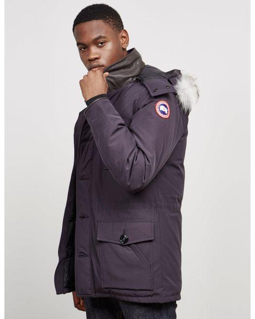canada goose parka jacket mens
