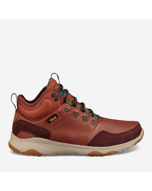 Teva - Brown Arrowood 2 Mid Waterproof for Men - Lyst
