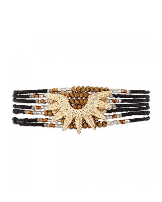 Hipanema - Black Marlowe Bracelet - Lyst