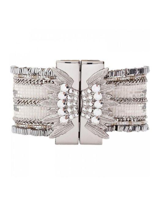 Hipanema - Metallic Eternity Bracelet - Lyst