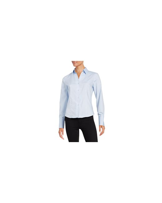 Calvin Klein | Pink Easy Care Non-iron Shirt | Lyst