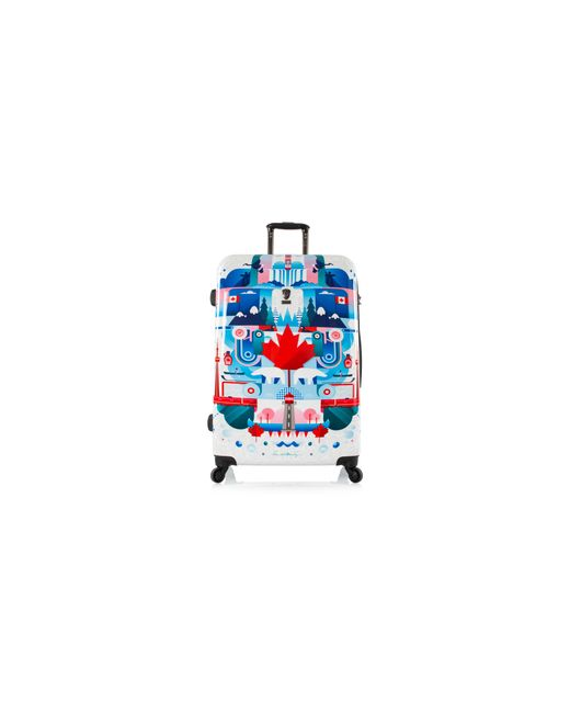 Heys | White Fvt True North 30-inch Spinner Suitcase | Lyst