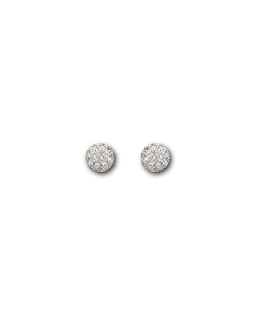 Swarovski | Metallic Emma Pierced Earring | Lyst