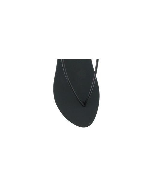 Ipanema Philippe Starck Thong Flip Flops in Black