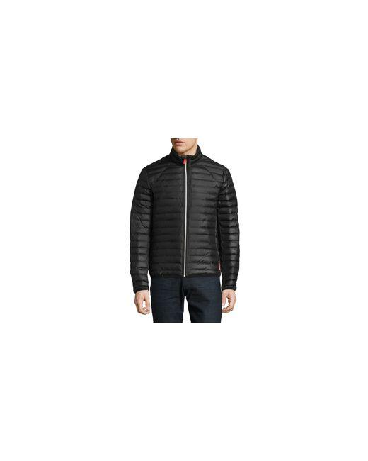 Hunter | Black Original Mid-layer Jacket for Men | Lyst