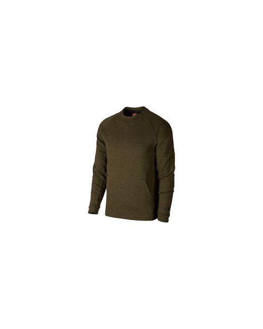 Nike | Green Sportswear Tech Sweater for Men | Lyst