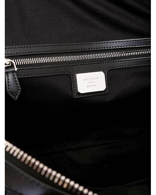 01a02b48daf5 ... Givenchy - Black Nightingale Maxi Bag - Lyst ...