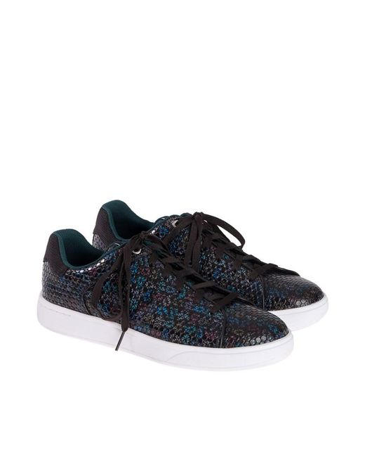 PS by Paul Smith - Blue Serge Sneakers for Men - Lyst