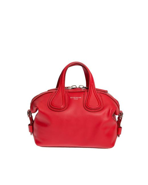 Givenchy - Red Nightingale Bag - Lyst