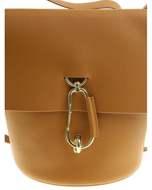 Zac Posen Camel color Belay bucket bag HGLfE4