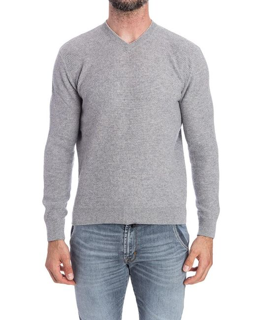 Fedeli - Gray Cashmere Sweater for Men - Lyst