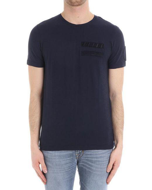 Dondup - Blue Cosmin T-shirt for Men - Lyst