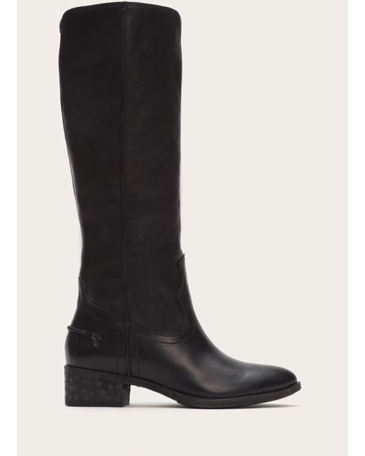 Frye | Black Ray Seam Tall | Lyst