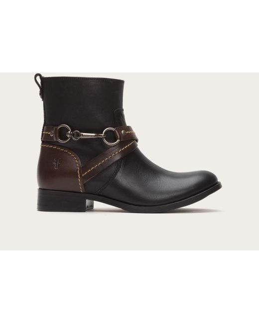 Frye | Black Molly Hook Short | Lyst