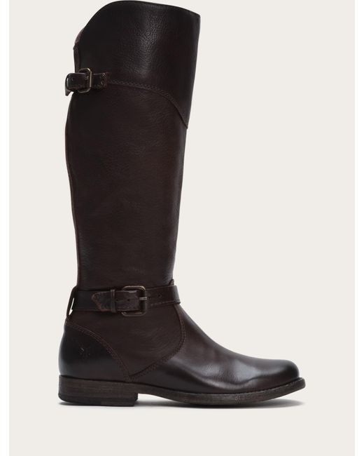 Frye | Brown Phillip Riding Wide | Lyst