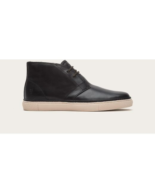 Frye | Black Gates Chukka Shearling for Men | Lyst