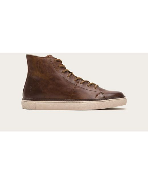Frye | Brown Gates High Shearling for Men | Lyst