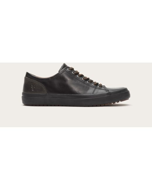 Frye | Black Grand Low Lace for Men | Lyst