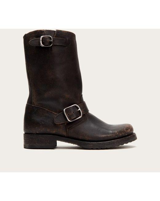 Frye - Black Veronica Short Boots - Lyst