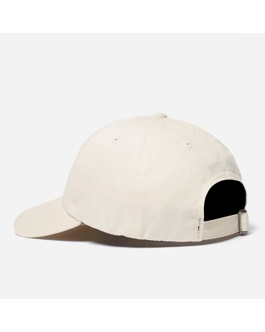 3f7f3f0712b ... Norse Projects - White Twill Sports Cap for Men - Lyst