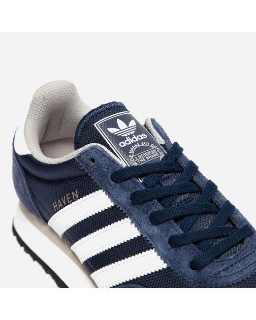 fd2ae61512c ... Adidas Originals - Blue Haven for Men - Lyst ...