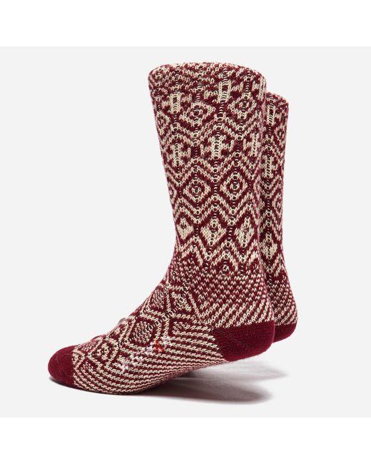 Wigwam - Red Rorvik Socks for Men - Lyst