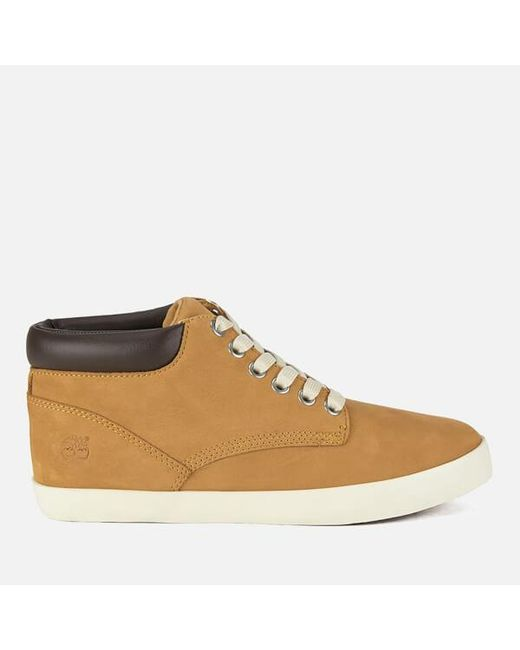 Timberland   Brown Earthkeepers Glastenbury Chukka And Collar Boots for Men   Lyst
