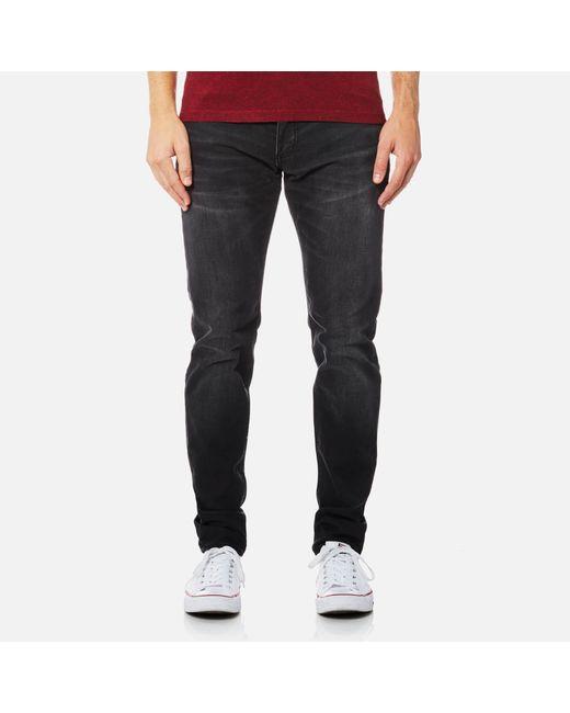 Superdry - Black Jogger Jeans for Men - Lyst