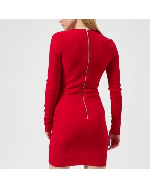 c5fcaa03f677 ... Lyst Bec & Bridge - Red Marvellous Plunge Dress ...