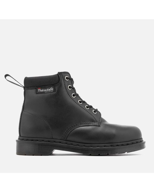Dr. Martens - Black 939 New Laredo Extra Tough Nylon Lace Low Boots - Lyst