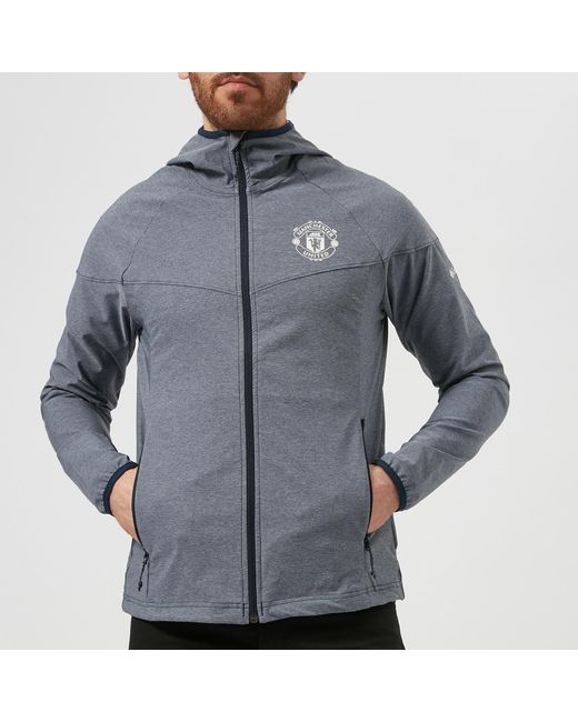 Columbia - Blue Manchester United Heather Canyon Jacket for Men - Lyst