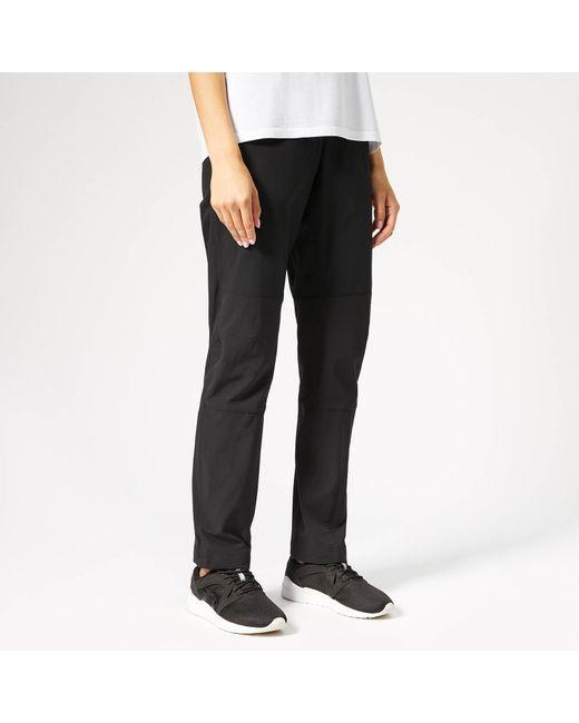 Women's Black Terrex Multi Pants