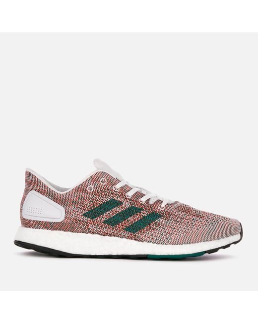 d4d3dc6ab Adidas - Multicolor Pure Boost Dpr Trainers for Men - Lyst ...