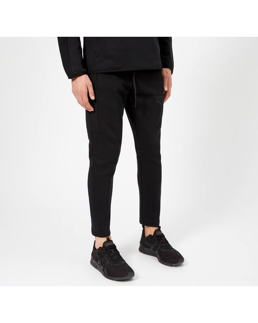 b3fd3f46e6b6 PUMA - Black Pace Pants for Men - Lyst ...