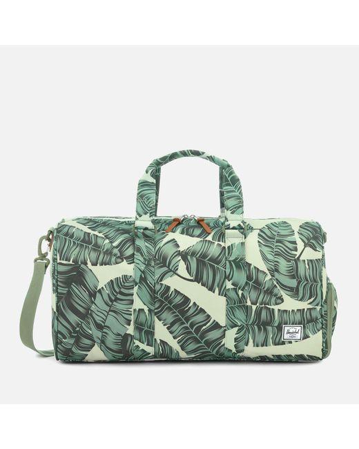 4286c5a70107 Herschel Supply Co. Novel Mid-volume Duffle Bag in Green - Lyst