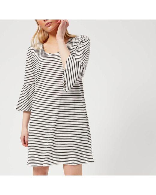 MINKPINK - Multicolor Staycation Flare Sleeve Dress - Lyst