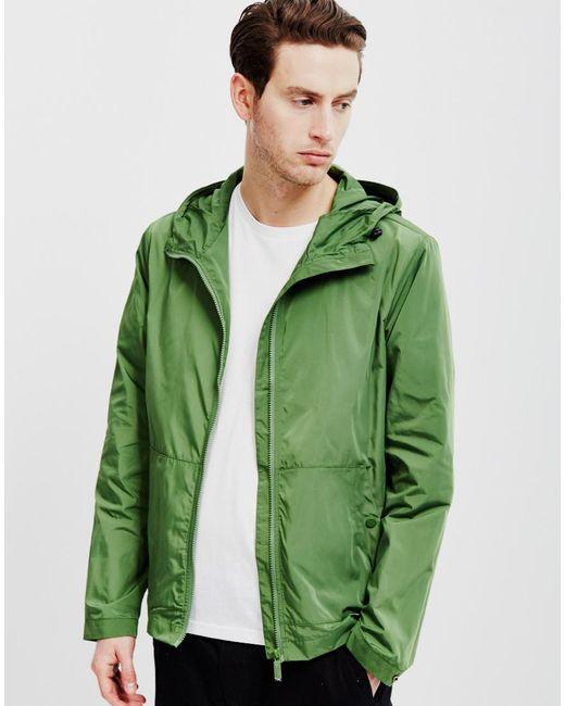 Hunter | Original Lightweight Blouson Jacket Green for Men | Lyst