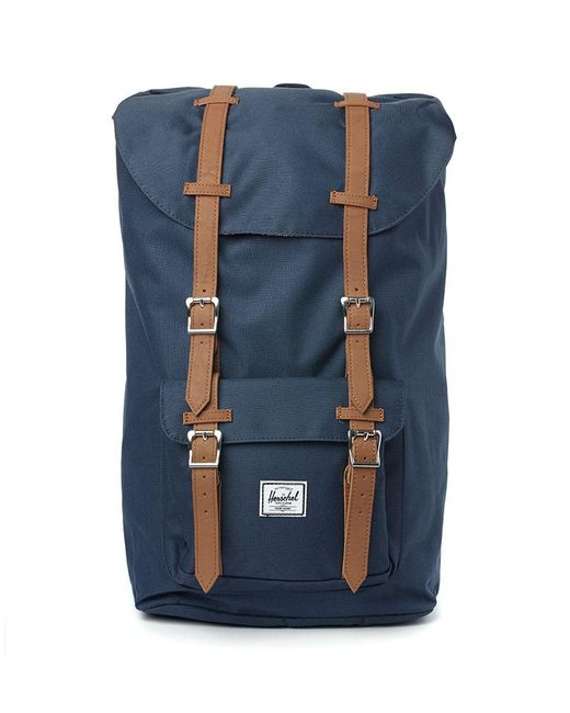 Herschel Supply Co. - Blue Little America Backpack Navy for Men - Lyst