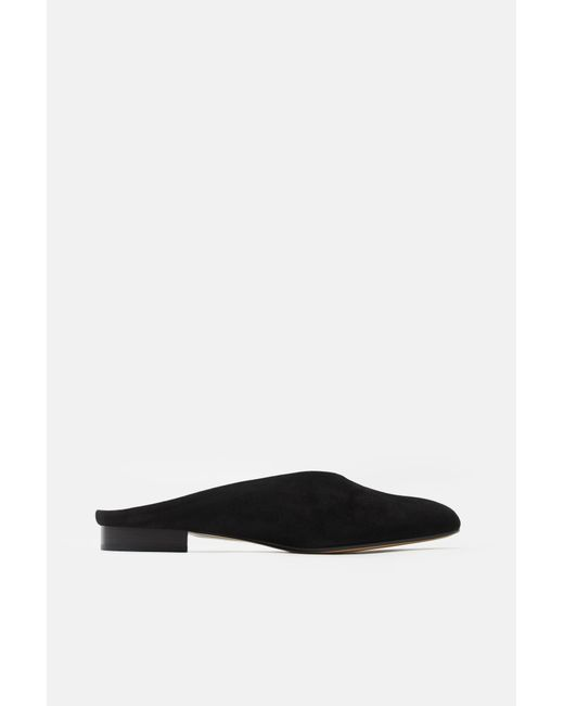 Atp Atelier - Black Albi Slide Mule - Lyst