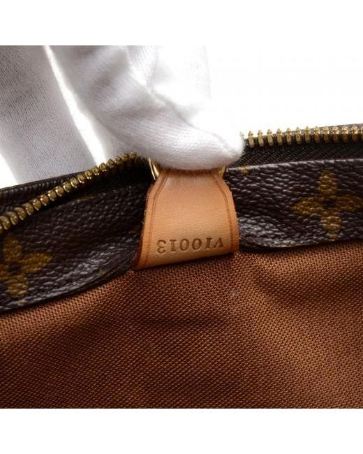 cf029917fcae Lyst - Louis Vuitton Monogram Canvas Cabas Piano Bag in Brown - Save 30%