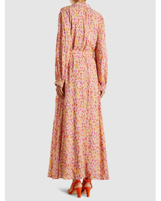 Dana Long Sleeved Kaftan Dress All Things Mochi eqFh8K