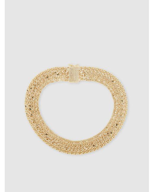 Rosantica - Metallic Regina Gold-tone Necklace - Lyst