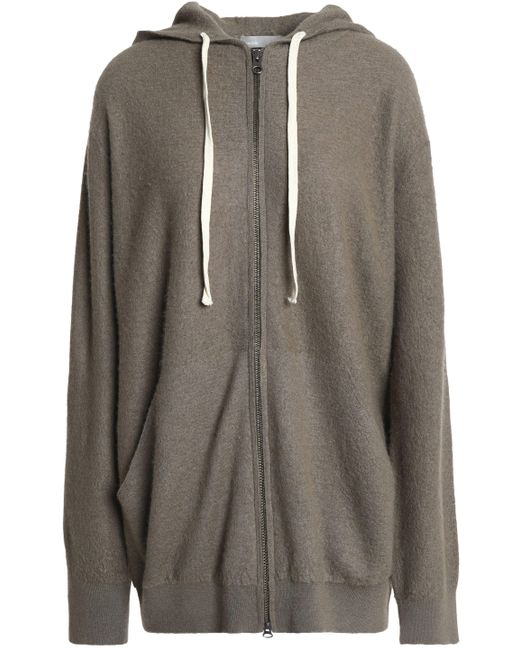 Vince - Multicolor Cashmere Hooded Jacket - Lyst