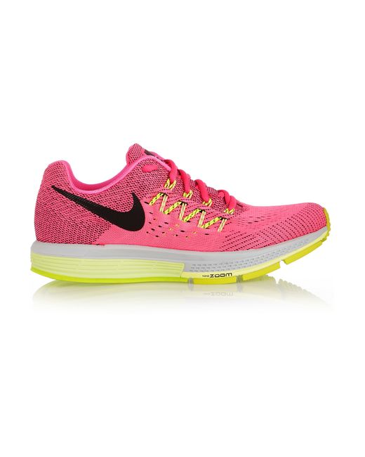 Nike | Pink Air Zoom Structure 20 Shield Id Women's Running Shoe | Lyst